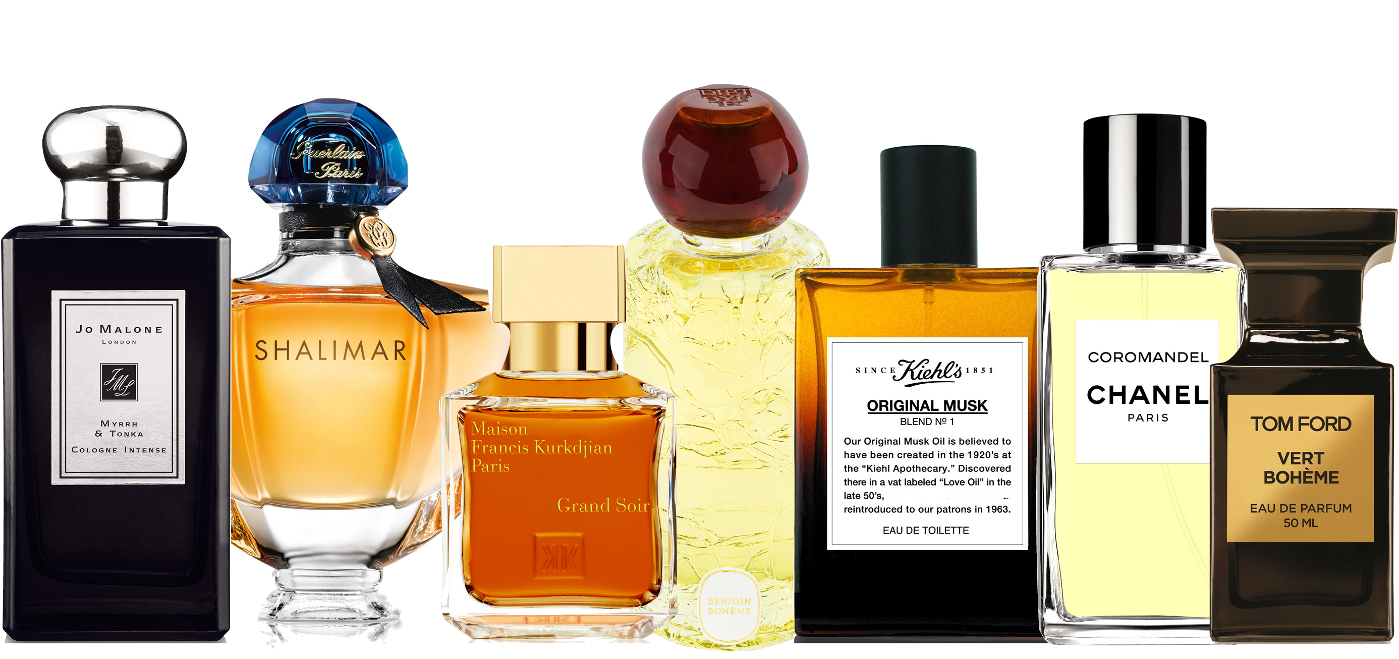 winter fragrance favourites