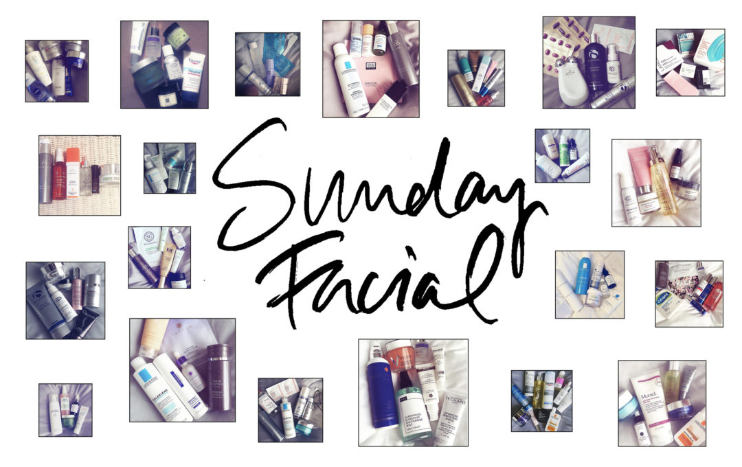 The Story Behind The Sunday Facial