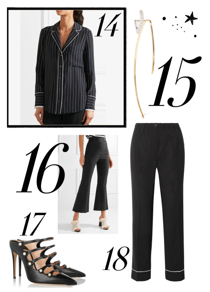18 Effortless and Chic Evening Fashion Staples