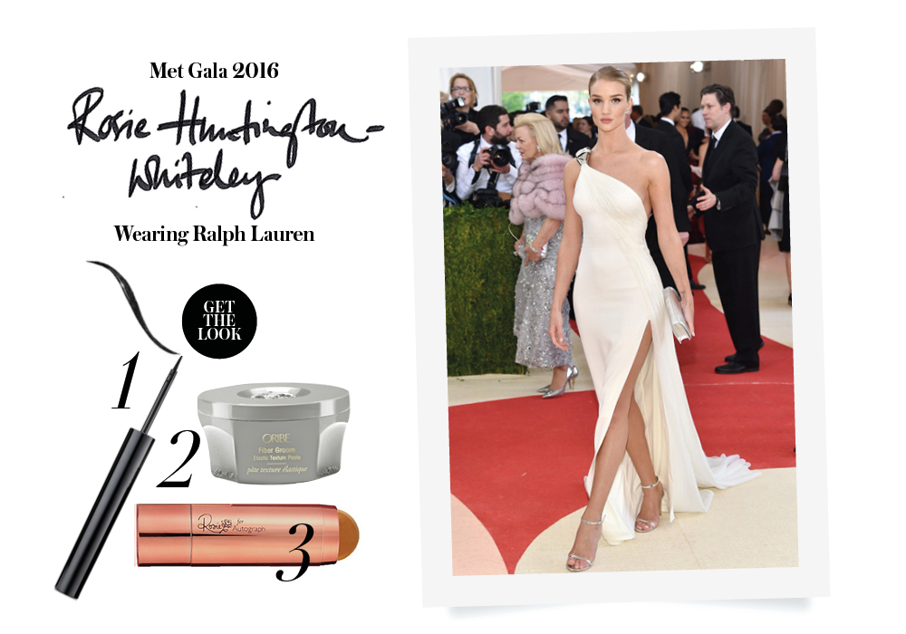 met gala rosie huntington whiteley